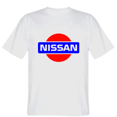 Футболка Логотип Nissan