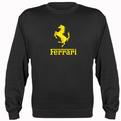 Купити Реглан логотип Ferrari