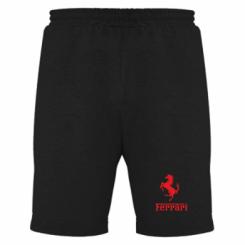 Купити Чоловічі шорти логотип Ferrari
