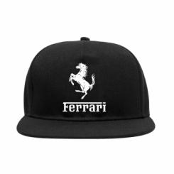 Купити Снепбек логотип Ferrari