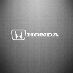 Купити Наклейка Логотип Honda