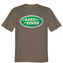 Футболка Логотип Land Rover
