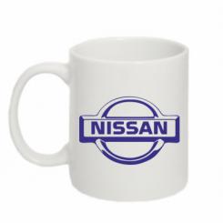 Купити Кружка 320ml логотип Nissan