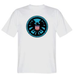 Футболка Логотип Щита