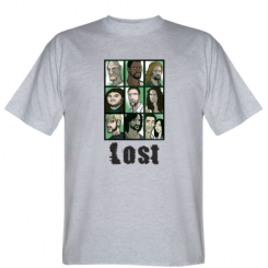 Футболка Lost Загублені