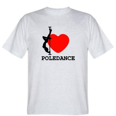 Футболка Love Pole Dance