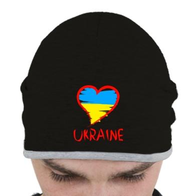 Купити Шапка Love Ukraine
