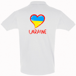 Купити Футболка Поло Love Ukraine
