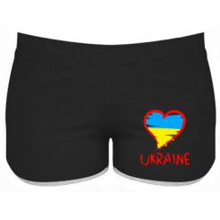 Купити Жіночі шорти Love Ukraine