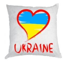 Купити Подушка Love Ukraine