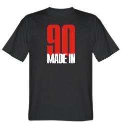 Футболка Made in 90