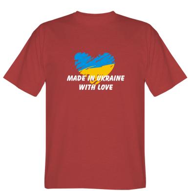 Футболка Made in Ukraine with Love