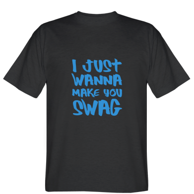 Футболка Make you SWAG