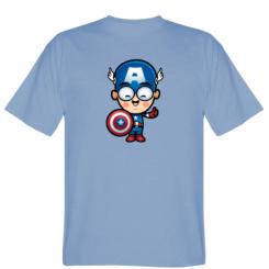 Футболка Маленький Капітан Америка
