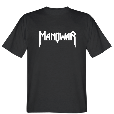 Футболка Manowar