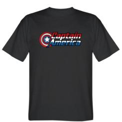 Футболка Marvel Captain America