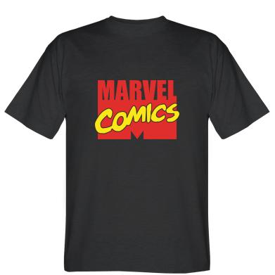 Футболка Marvel Comics