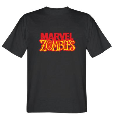 Футболка Marvel Zombies