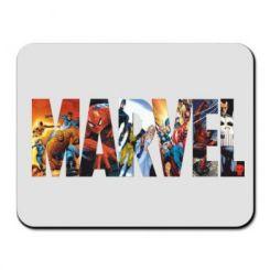 Килимок для миші Marver Comics Logo