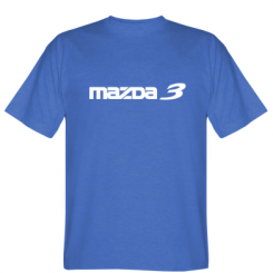 Футболка Mazda 3