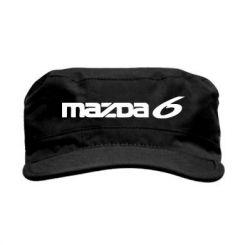 Кепка мілітарі Mazda 6