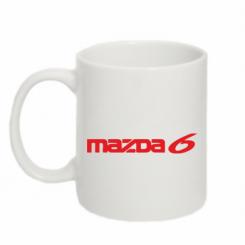 Купити Кружка 320ml Mazda 6