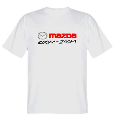 Футболка Mazda Zoom-Zoom