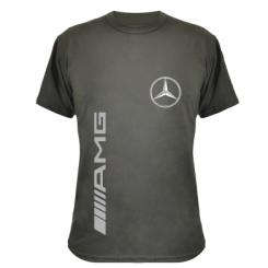 Камуфляжна футболка Mercedes AMG