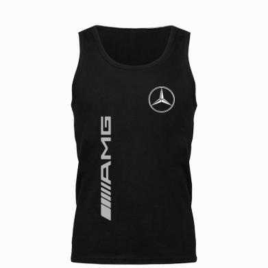 Майка чоловіча Mercedes AMG