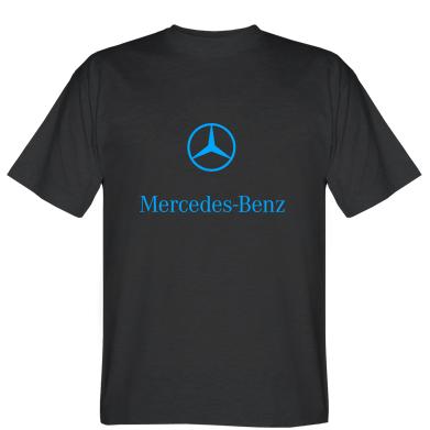 Футболка Mercedes Benz logo