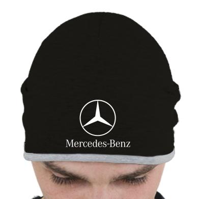 Шапка Mercedes Benz