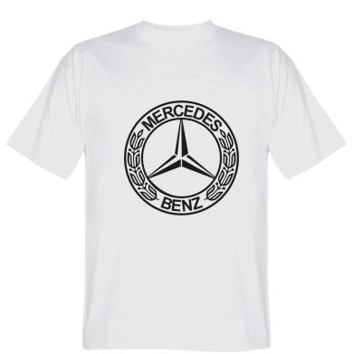Футболка Mercedes Логотип