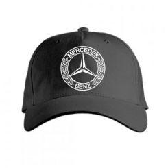 Кепка Mercedes Логотип