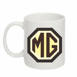 Кружка 320ml MG Cars Logo