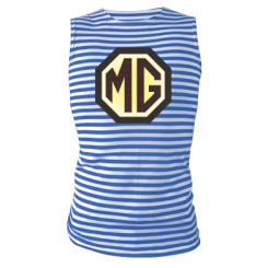 Майка-тільняшка MG Cars Logo