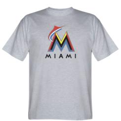 Футболка Miami Marlins