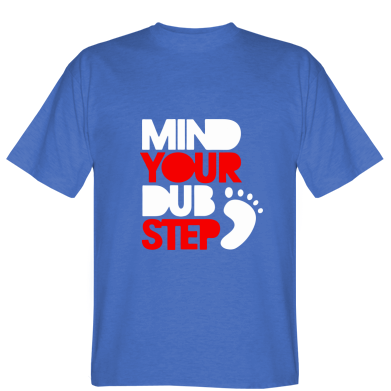 Футболка Mind Your Dub Step