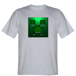 Футболка Minecraft Face