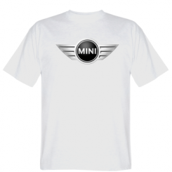 Футболка Mini Cooper