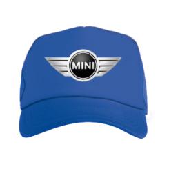 Кепка-тракер Mini Cooper