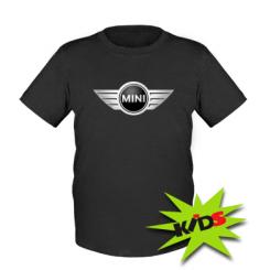 Дитяча футболка Mini Cooper
