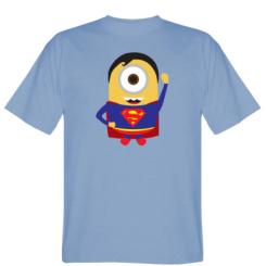 Футболка Minion Superman