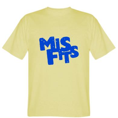 Футболка Misfits Logo
