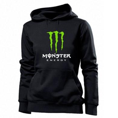 Толстовка жіноча Monster Energy Classic