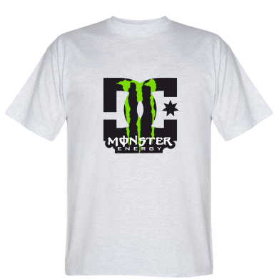 Футболка Monster Energy DC