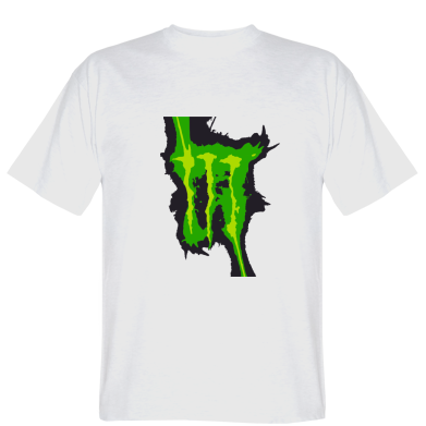Футболка Monster Energy green