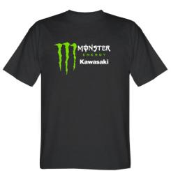 Футболка Monster Energy Kawasaki