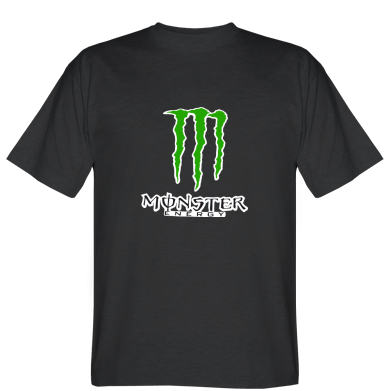Футболка Monster Energy Logo
