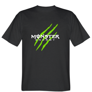 Футболка Monster Energy Stripes