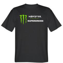 Футболка Monster Energy Supercross
